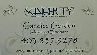Skincerity - Candice Gordon