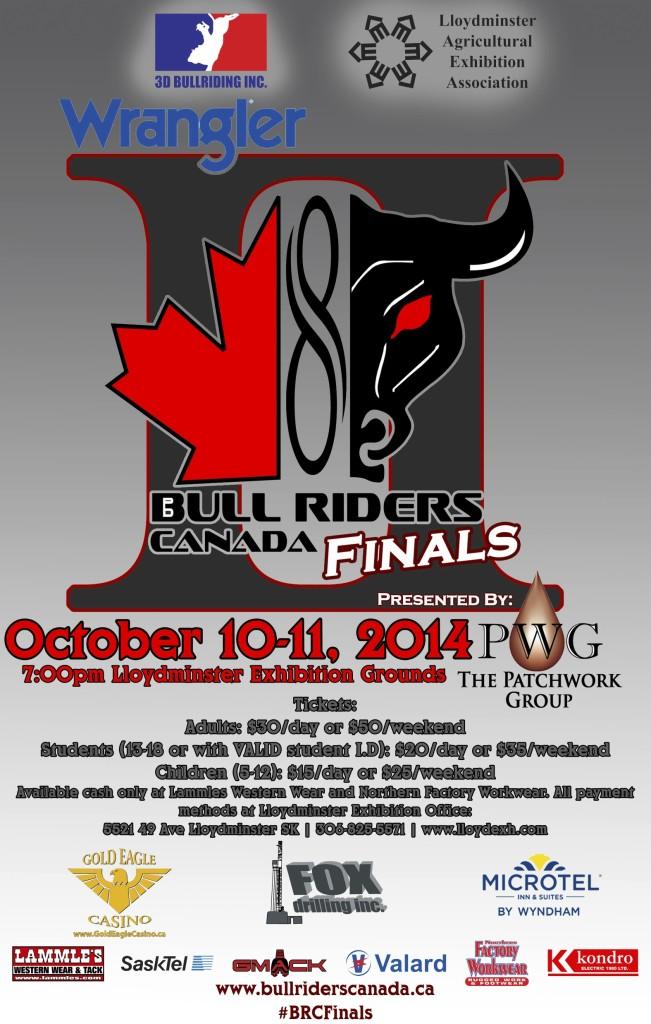 BRC Finals Poster
