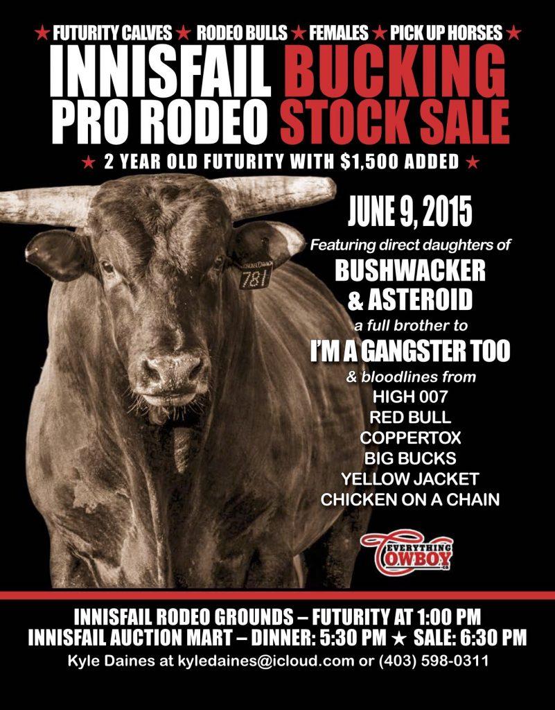 Innisfail Bucking Stock3
