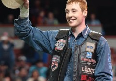 Byrne Earns First BFTS Win in Anaheim