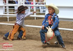 Top 5 videos of tomorrow's rodeo stars