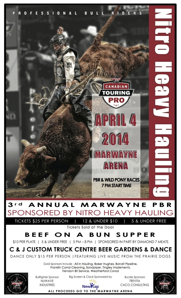 Marwayne Poster 2014