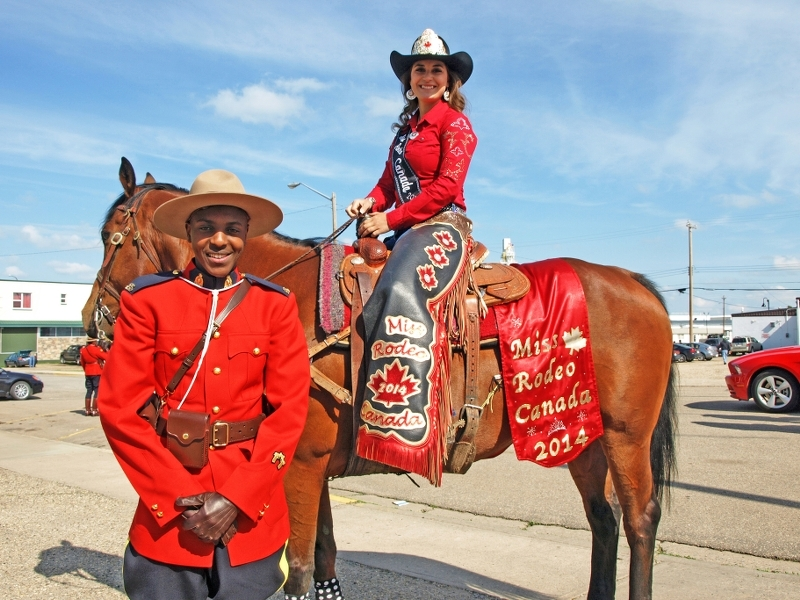Cowboy Christmas With Miss Rodeo Canada