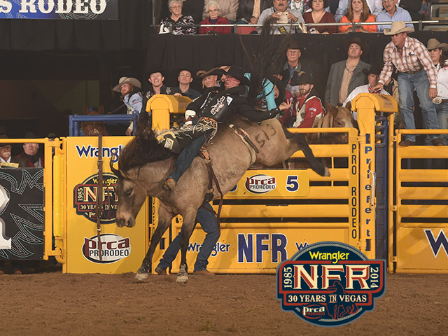 Vold Picks Up Check On Day One Of Wranglernfr
