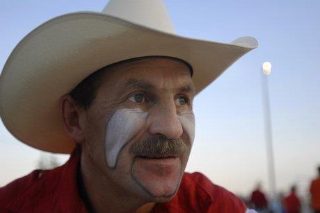 Rodeo Loses Champion Greg Rumohr