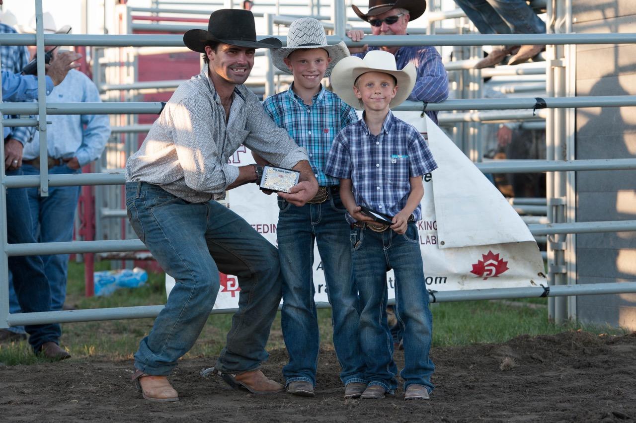 Brc Arrowwood Bull Riders Canada Press Release June