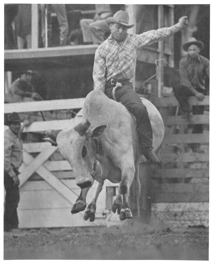 EWB 1939 bull ride