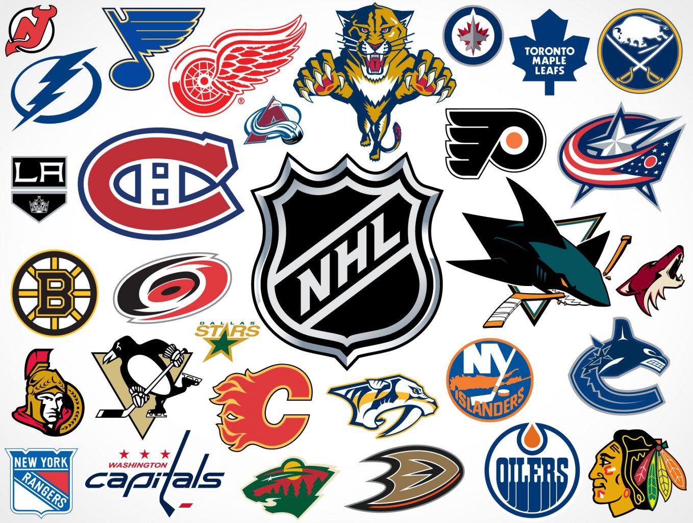 NHL-vector-logos