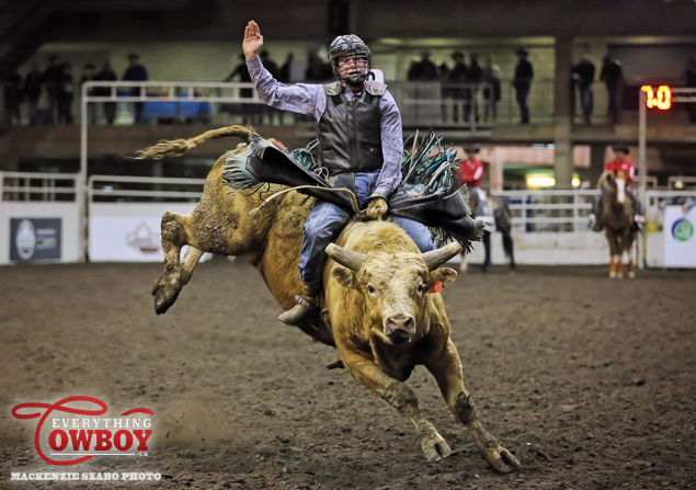 Canadian Intercollegiate Rodeo Association Crowns Season