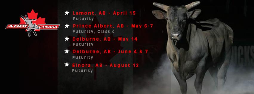 2016 abbi canada schedule