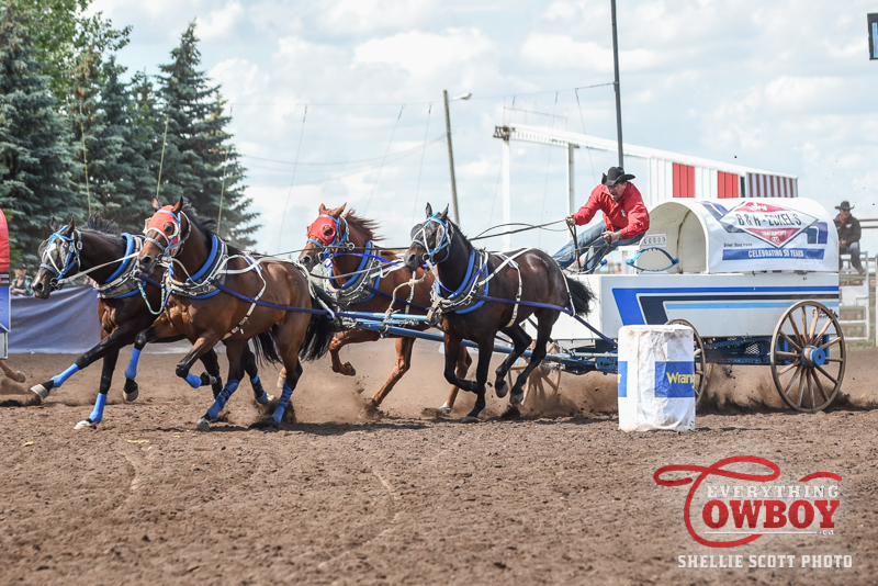 Doug Irvine Claims Medicine Hat Exhibition And Stampede