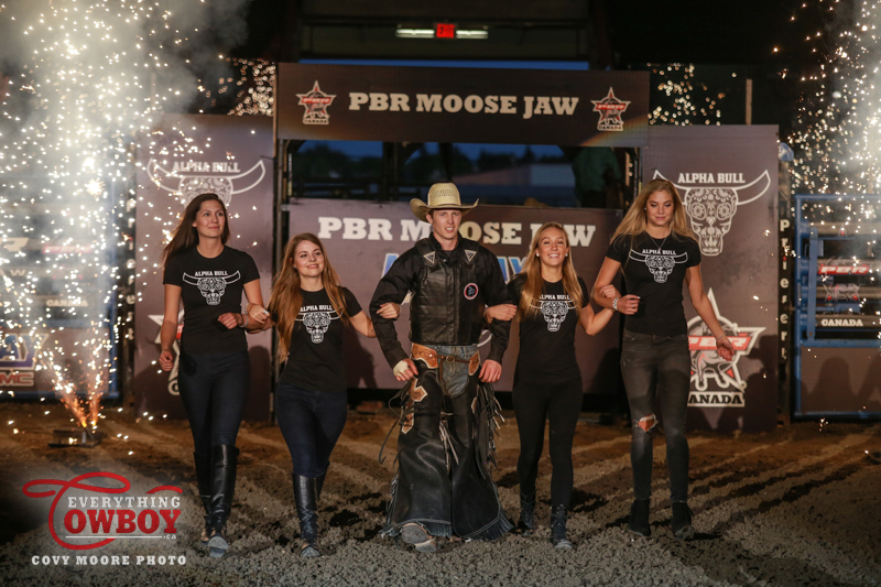 Garrett Green Kicks Off Moose Jaw Weekend With Night One