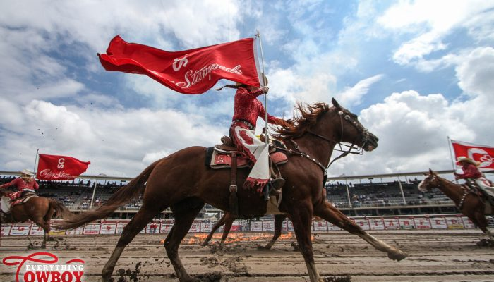Calgary Stampede Day Two Results In Progress
