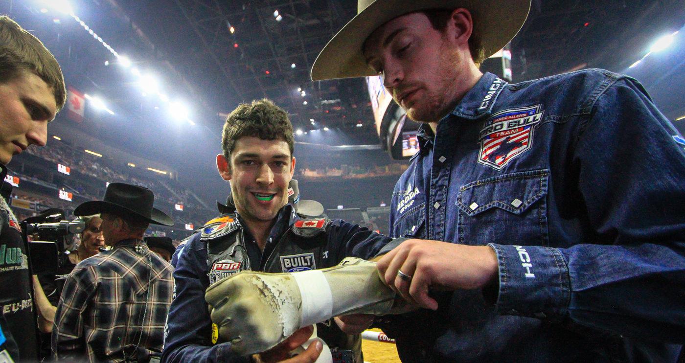 Tanner Byrne To Make Pbr Return At Iron Cowboy