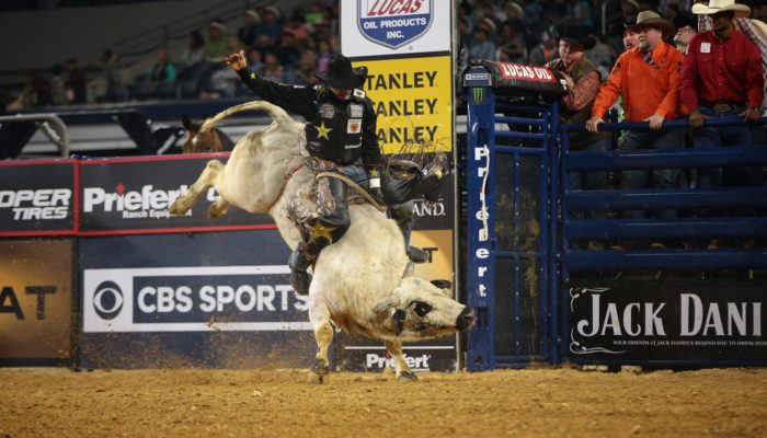 Cbs Sports To Broadcast Quot The American Quot Rodeo In Canada