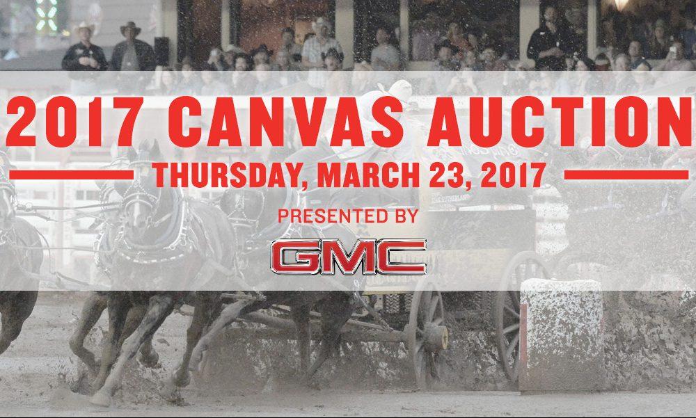 Today Calgary Stampede Tarp Auction Everythingcowboy Com