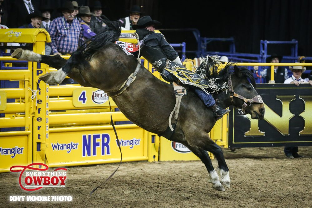 Vold Leads Charge For Canada At Wrangler Nfr