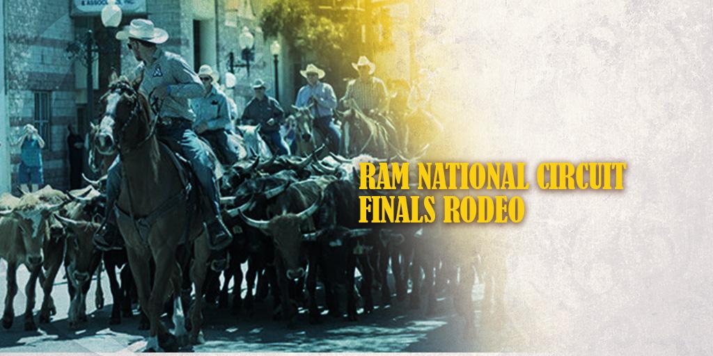 Wrangler Network Live Streams Ram National Circuit Finals