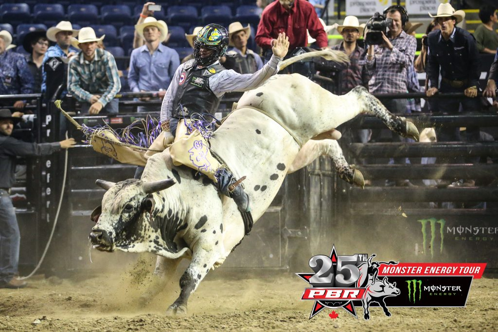 Richardson Wins Inaugural Monster Energy Tour Event In