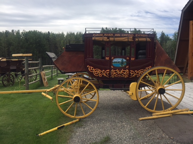 Switzer Auction To Feature One Of A Kind Stagecoach And