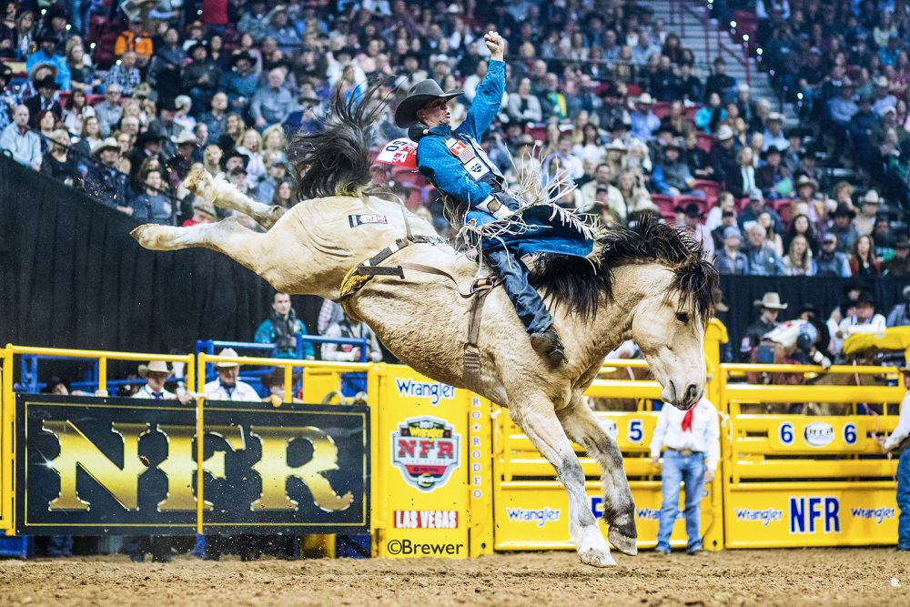 Larsen Finds The Right Fix For Nfr Everythingcowboy Com