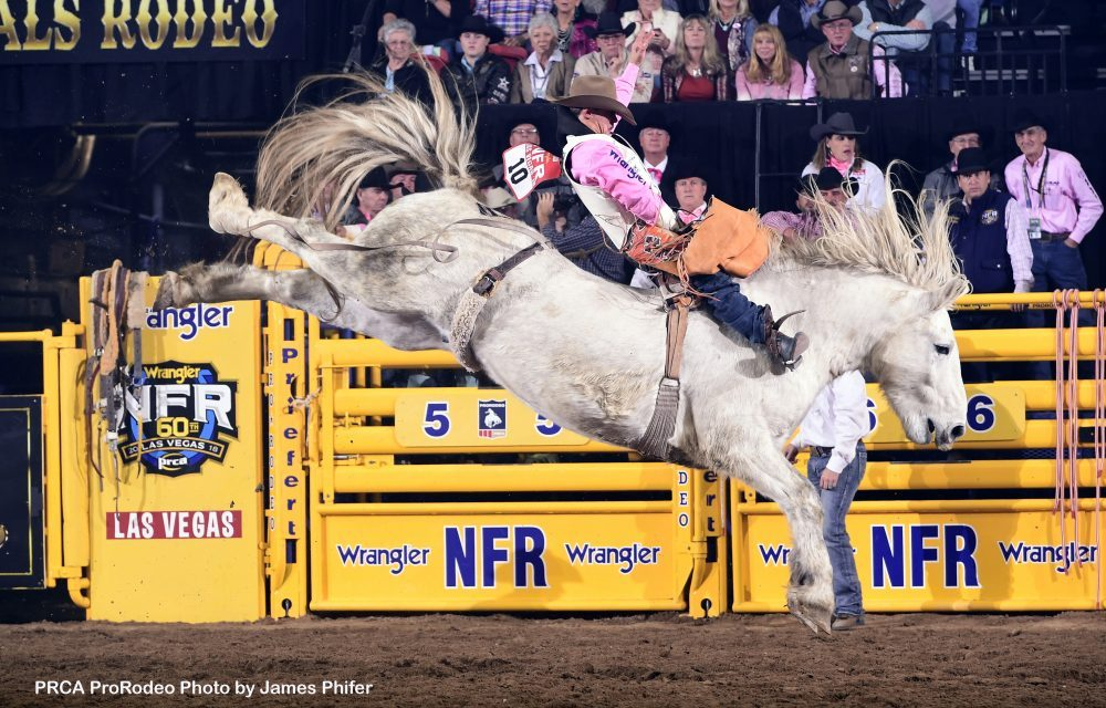 Rewriting The Record Books In Round 5 C5 Rodeo S Virgil