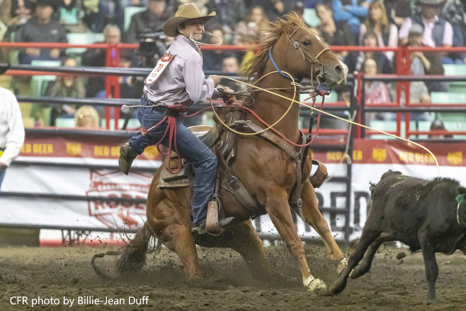 Another Action Packed Night At Cfr 46 Everythingcowboy Com